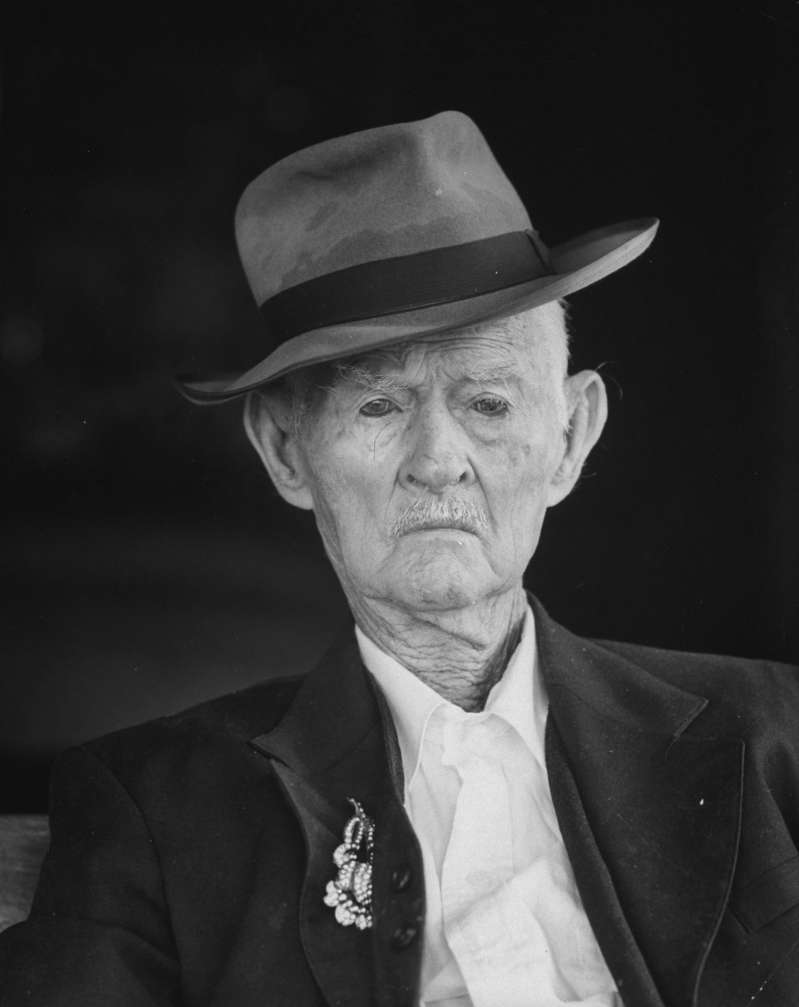 Through the 1940s and '50s, LIFE magazine kept tabs on several men who claimed to be the last living veterans of the American Civil War. But there was one man who purported to outlive them all: Walter Williams (pictured), who maintained until his dying day that he'd served in the Confederate Army as a forage master in Gen. John B. Hood's tenacious Texas Brigade. Upon his death in 1959, U.S. government buildings flew their flags at half-staff at President Eisenhower's order, and at his funeral his body lay in state, with Williams outfitted in uniform and the coffin draped in his beloved Stars and Bars. But around that time, Williams' assertions about his past came into question: Was he really a Civil War soldier. . .  or did he just want to be?