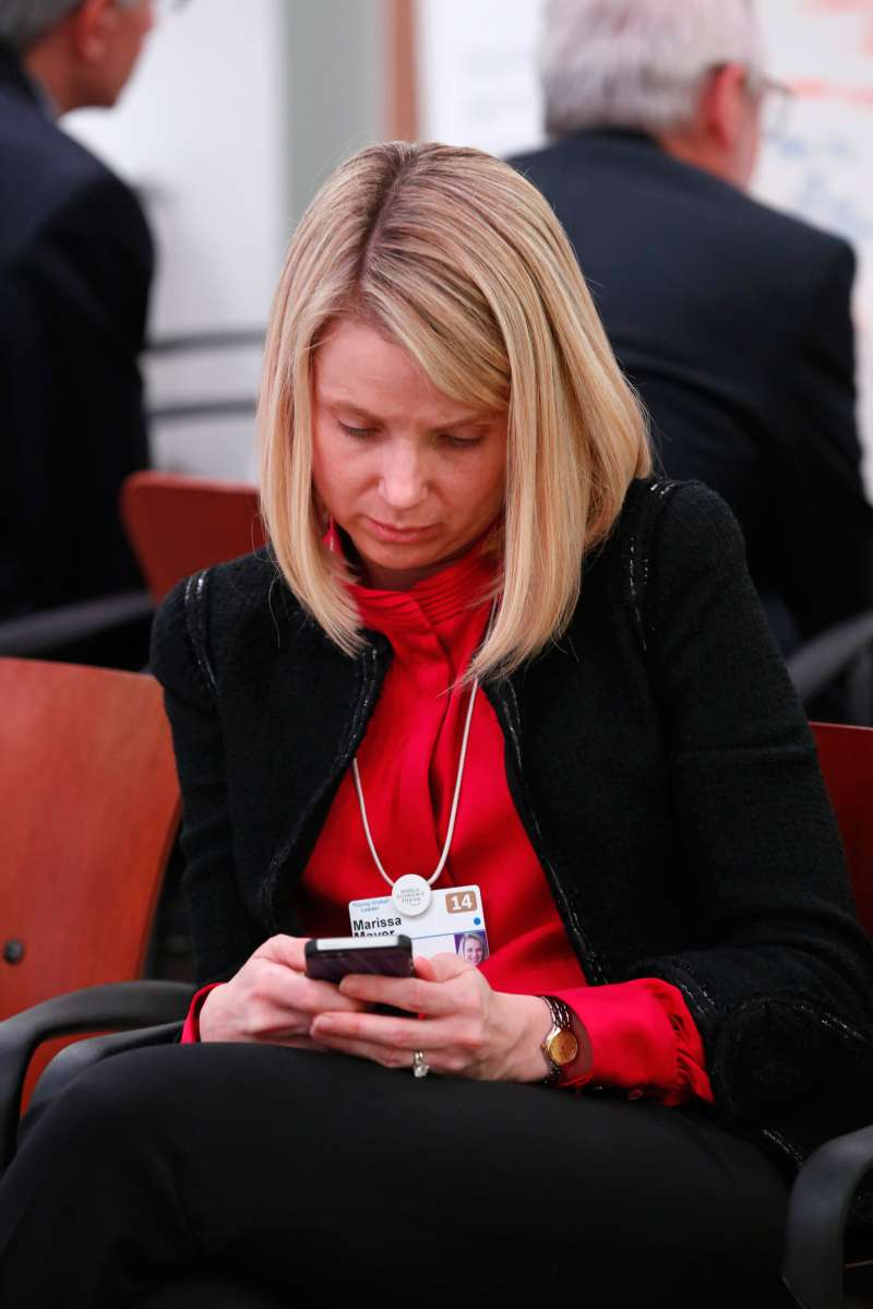 Marissa Mayer argued that speed and quality can be lost when people work from home.