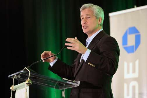 Dimon in the Rough: Time to Buy J.P. Morgan Chase?