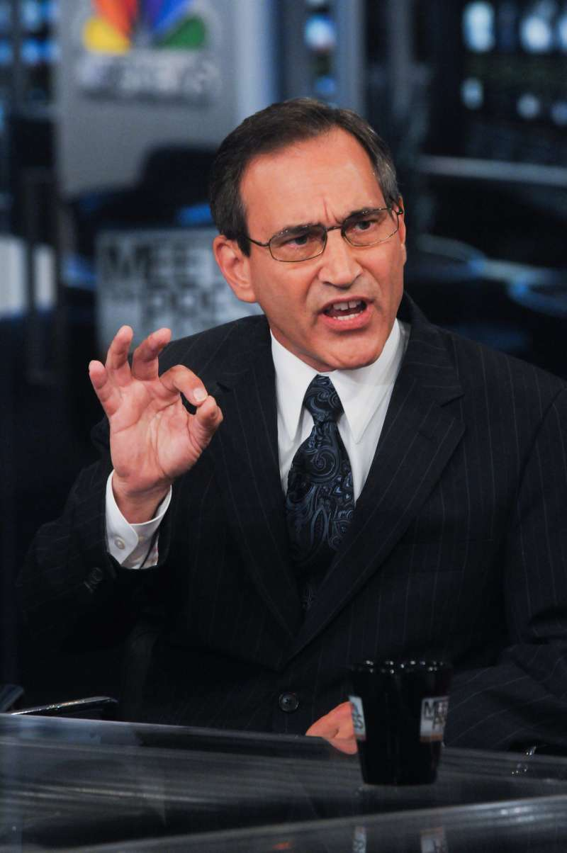 Rick Santelli, On-Air Editor, CNBC