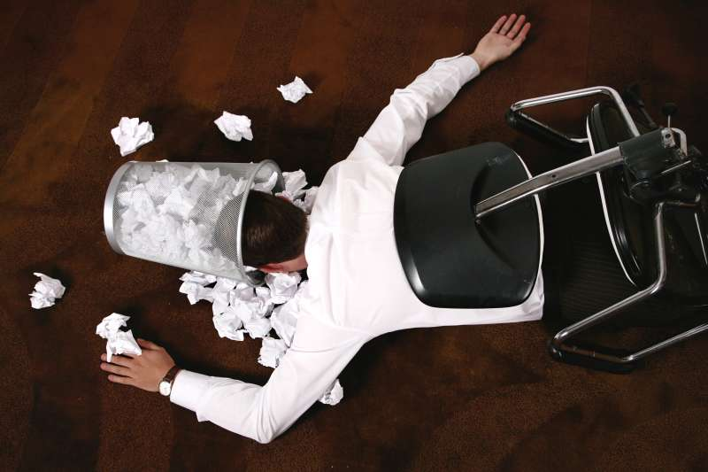 This could be you if you don't get up and move around during the work day.