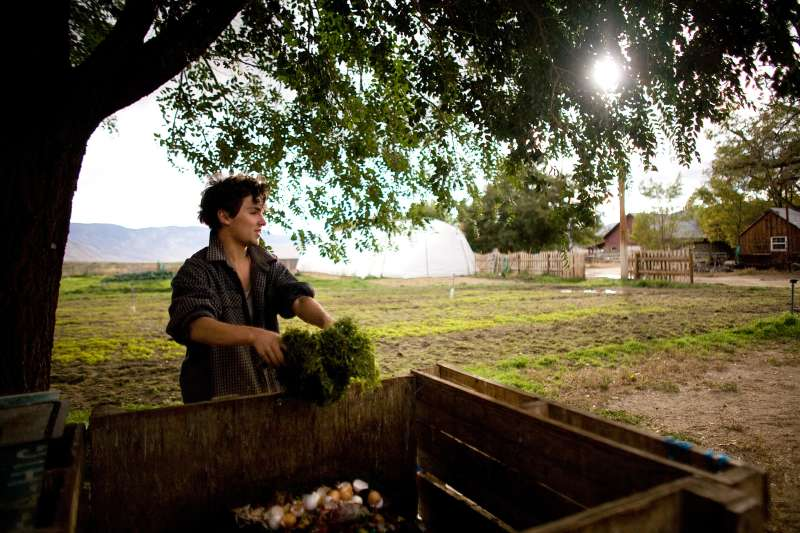 At Deep Springs College in California, students pay their way by working on the ranch.