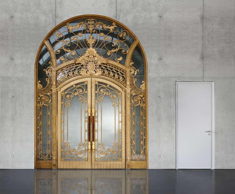 New Yorkers are calling it the  poor door.