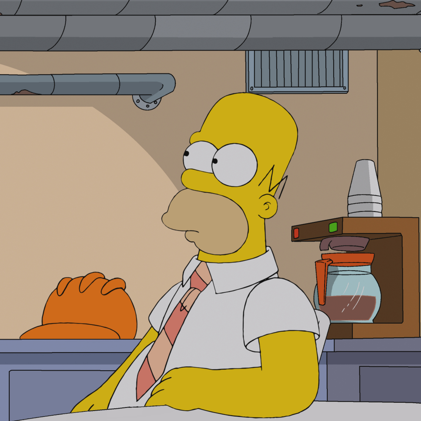 Homer Simpson on THE SIMPSONS
