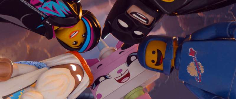 The LEGO Movie has been a huge source of sales growth for the company.