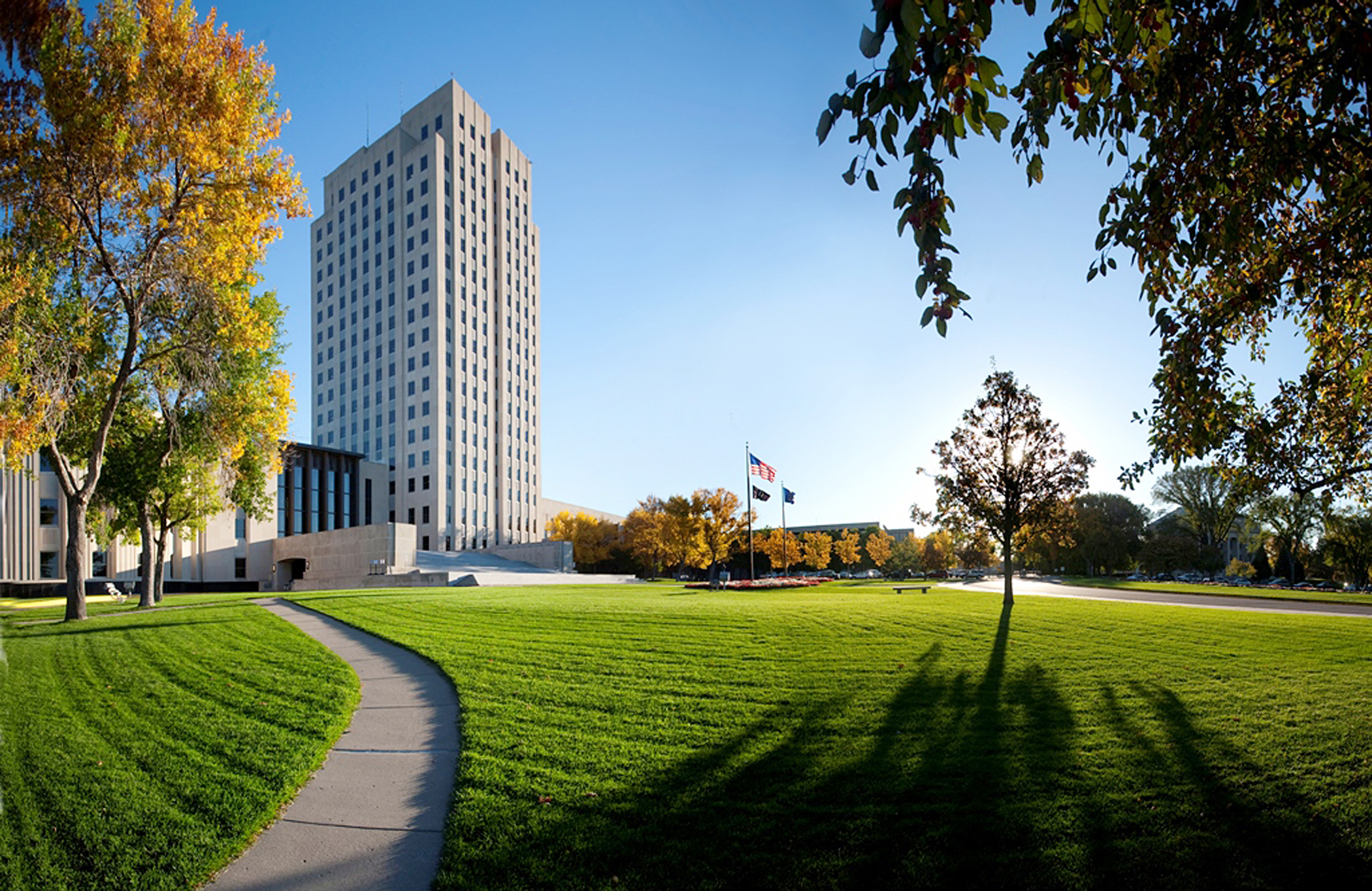 <strong>6. Bismarck, North Dakota:</strong> The capital of North Dakota is one of the country's fastest-growing small cities, with job growth is projected to be 11.4% over the next five years.
