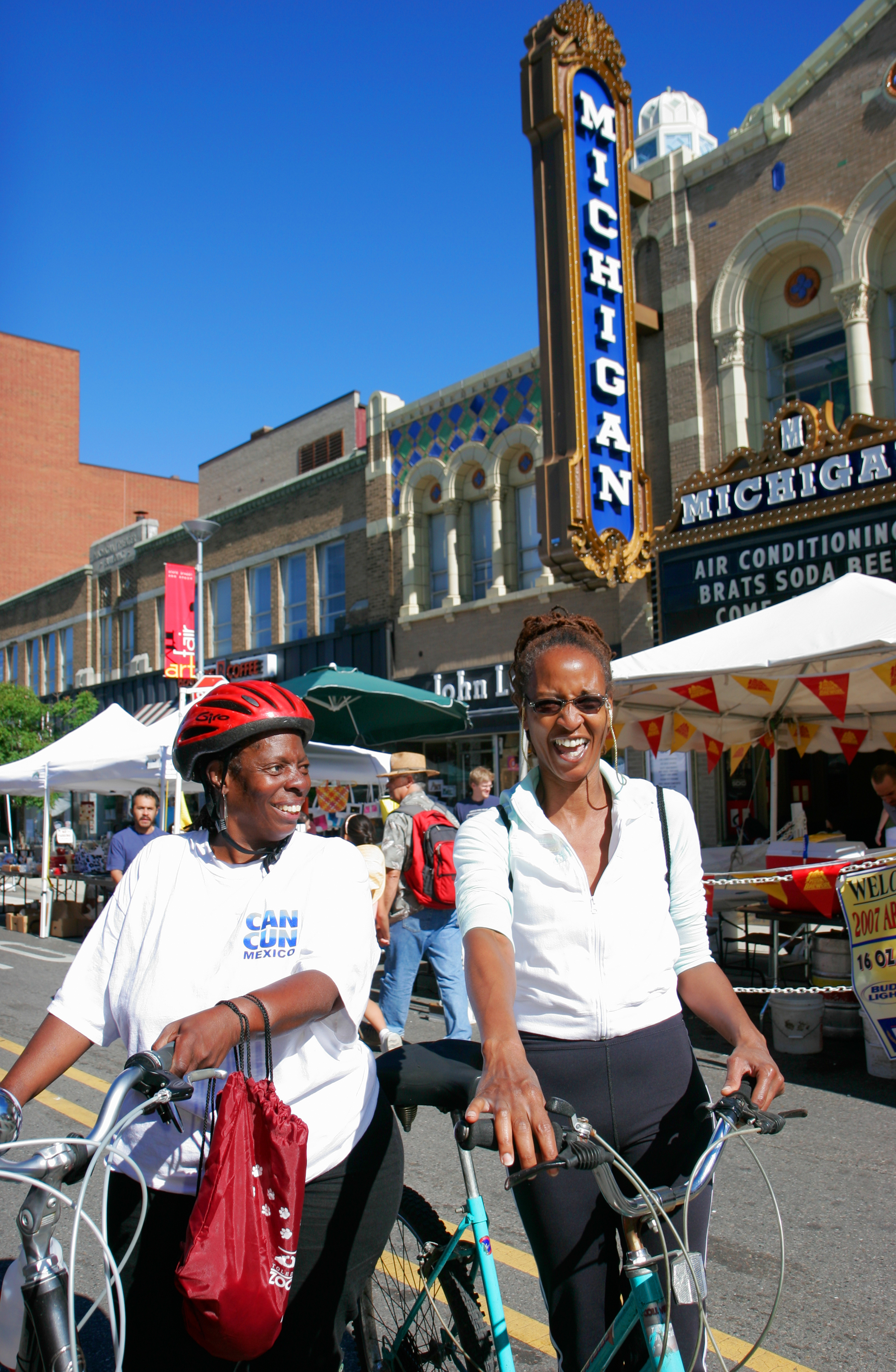 <strong>8. Ann Arbor, Mich.</strong>                                       <b>Population: </b>113,535 | <b>Percent Who Primarily Walk/Bike:</b> 16%
