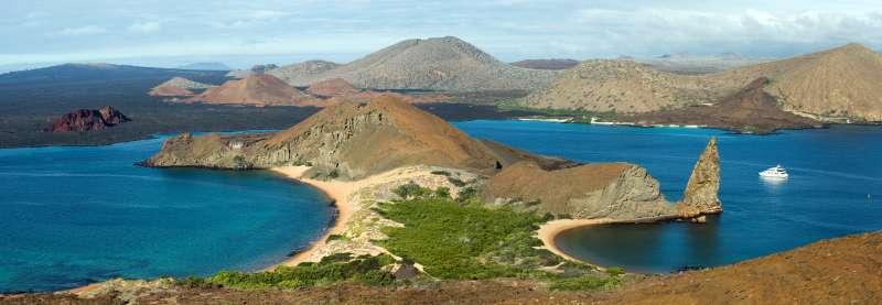 Bartolome Island, The Galapagos.