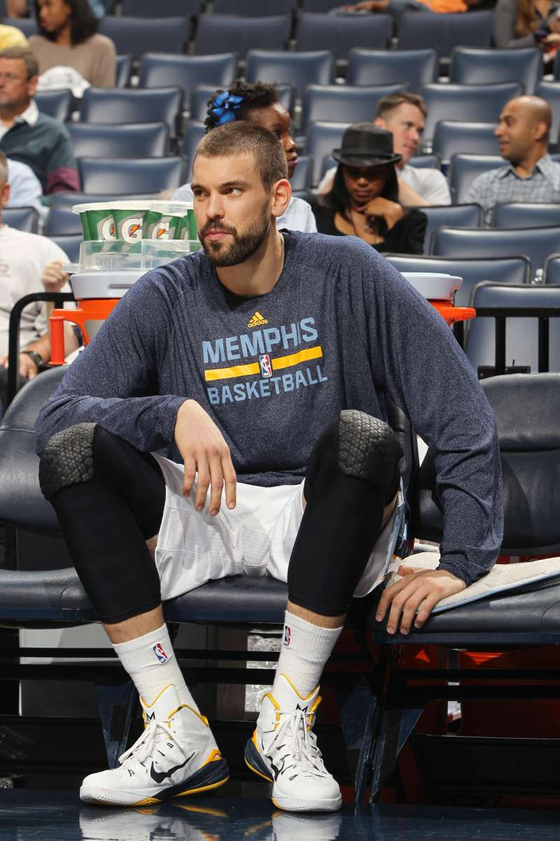 Marc Gasol and the Memphis Grizzlies play their regular season home opener this week, and fans can buy tickets for around $5.