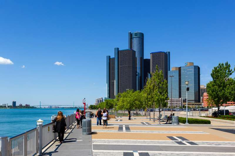 In Detroit retirees face steep pension cuts, which raises big questions about the financial security of workers elsewhere.