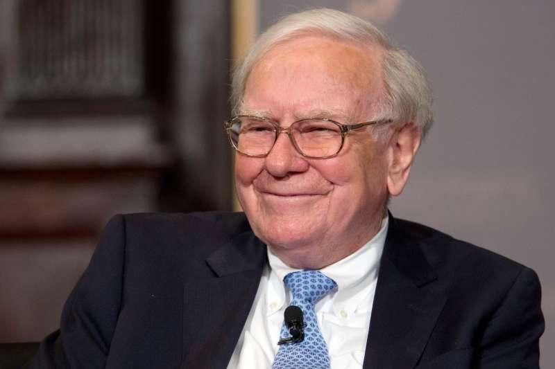 Warren Buffett, chairman and chief executive officer of Berkshire Hathaway Inc.
