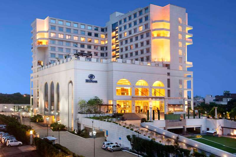 Hilton New Delhi Janakpuri, India.