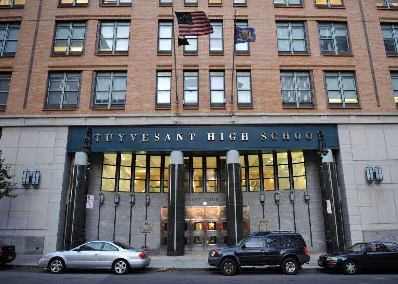 17-year-old (alleged) millionaire Mohammed Islam is a senior at Stuyvesant High School in New York City.