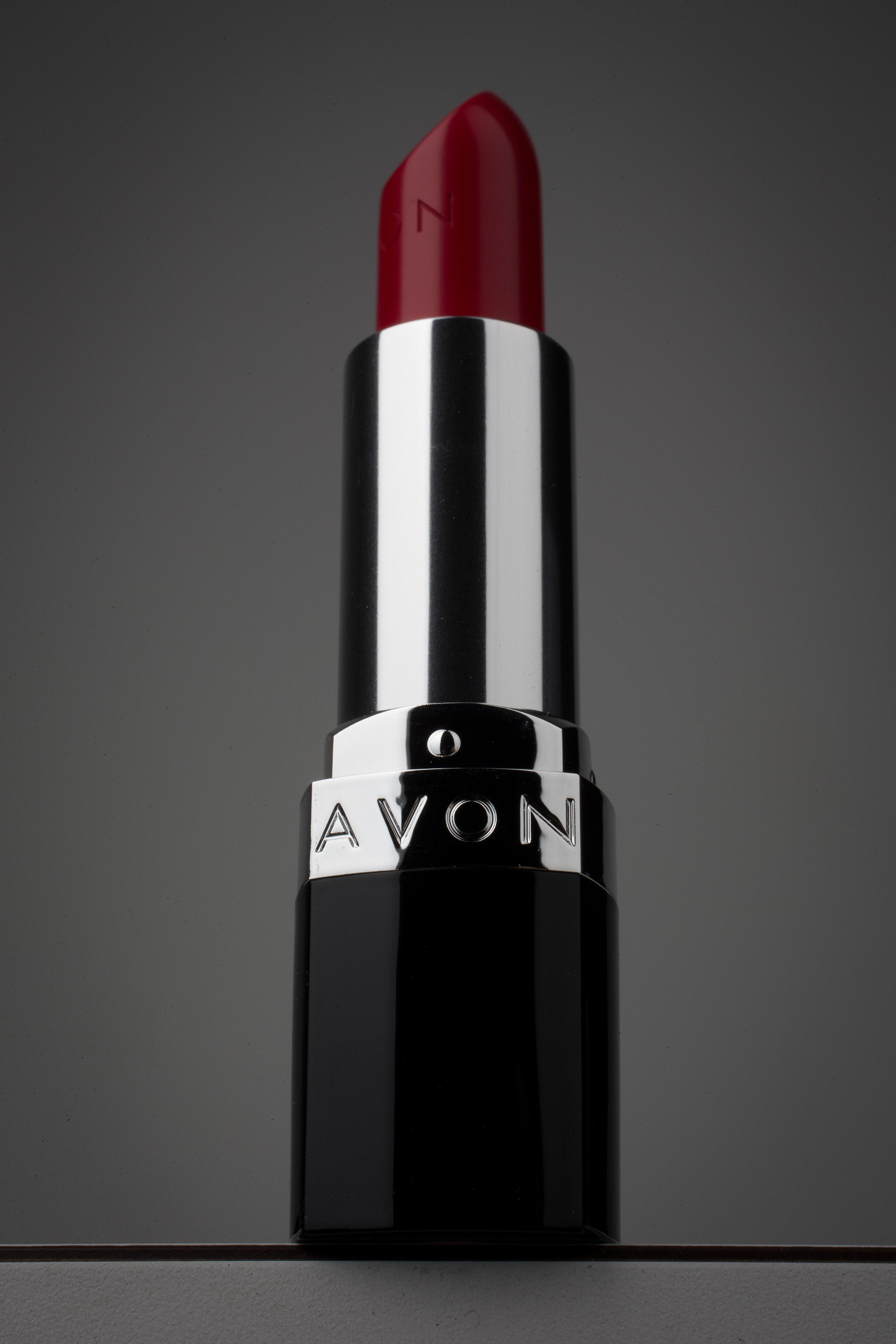 An Avon Products Inc. lipstick.