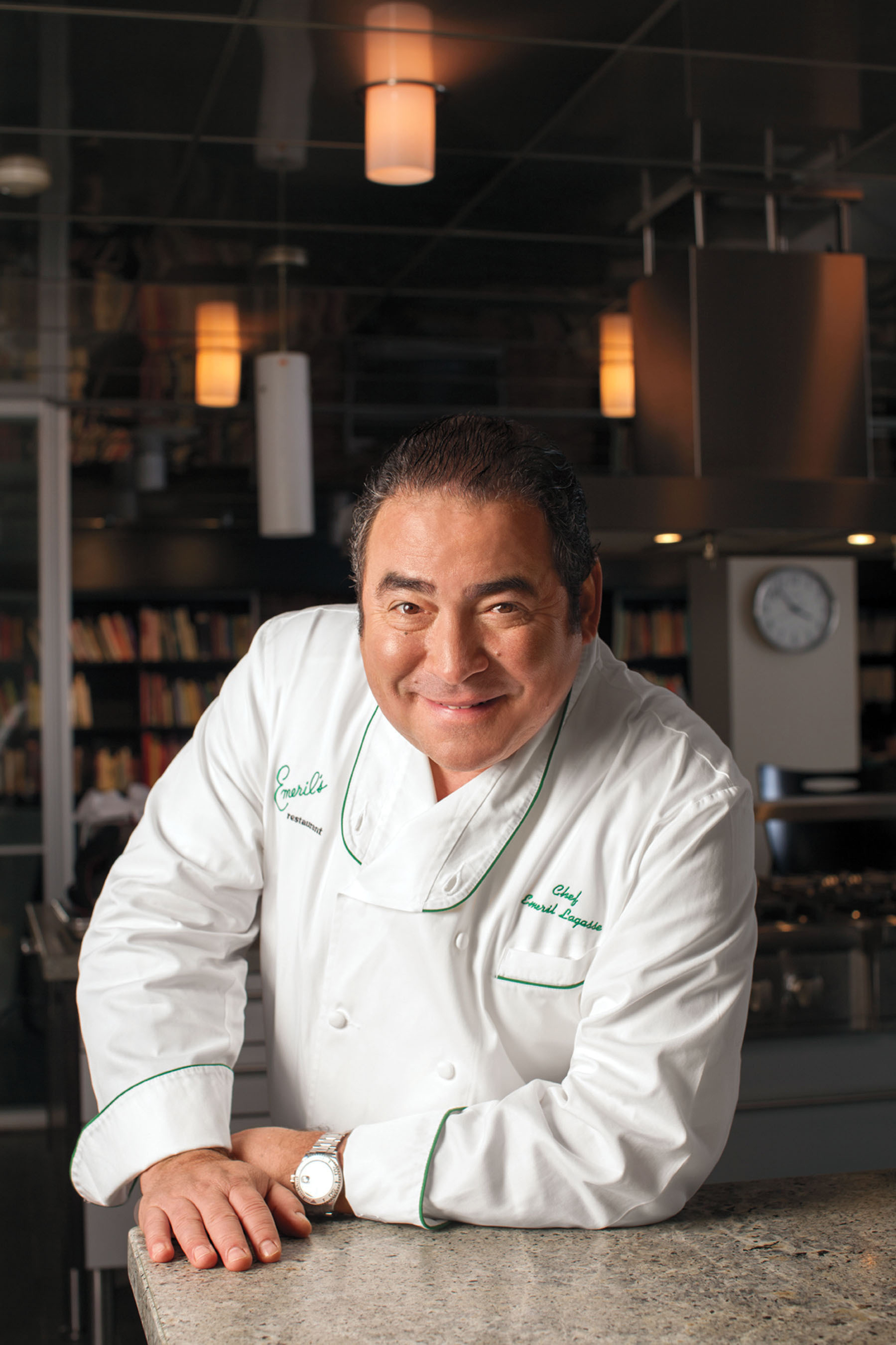 Chef Emeril Lagasse