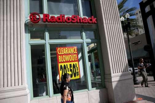 Bankrupt RadioShack Wants to Reward Execs With Bonus Pay