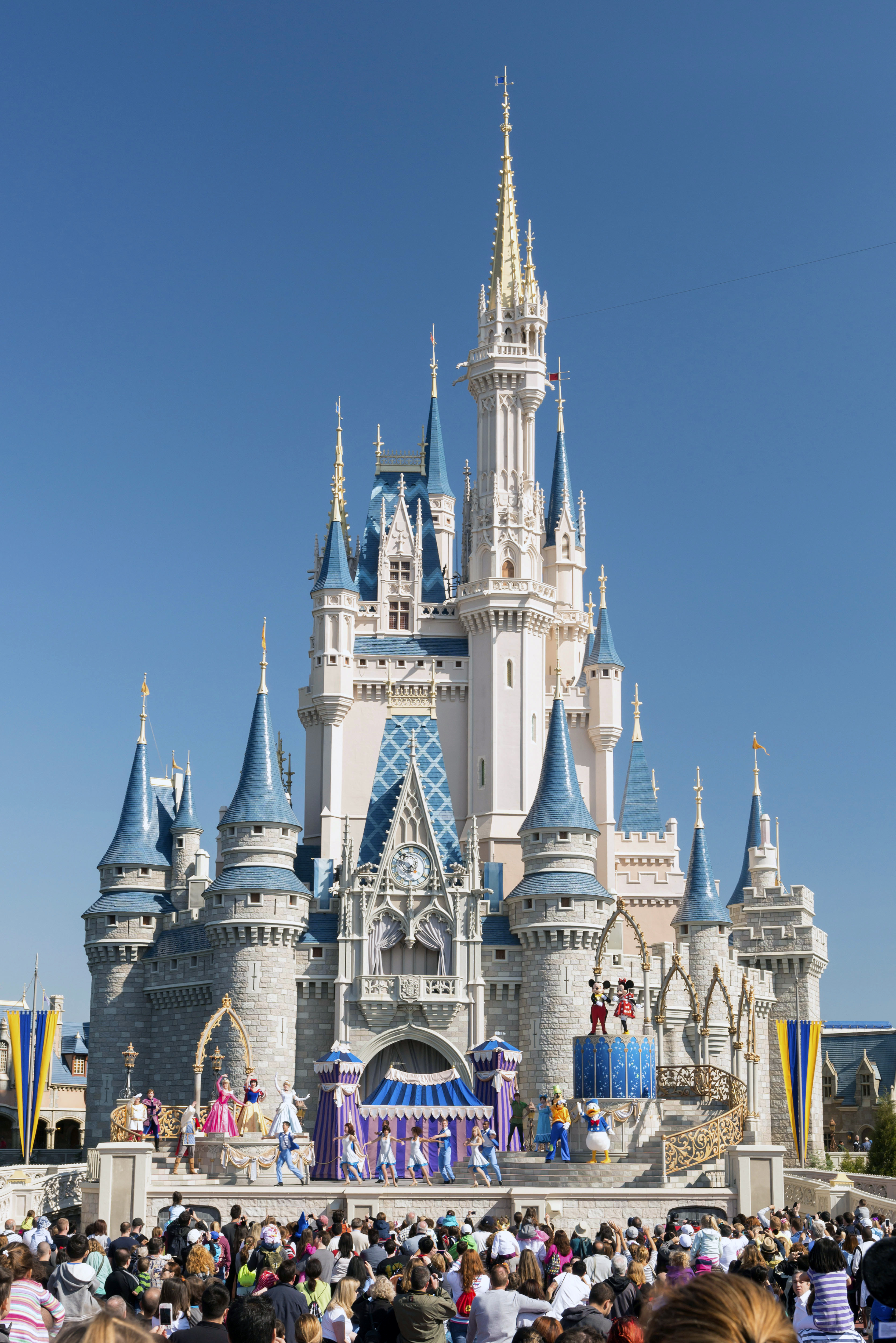 Magic Kingdom Park, Walt Disney World Resort, Orlando, Orlando, Florida