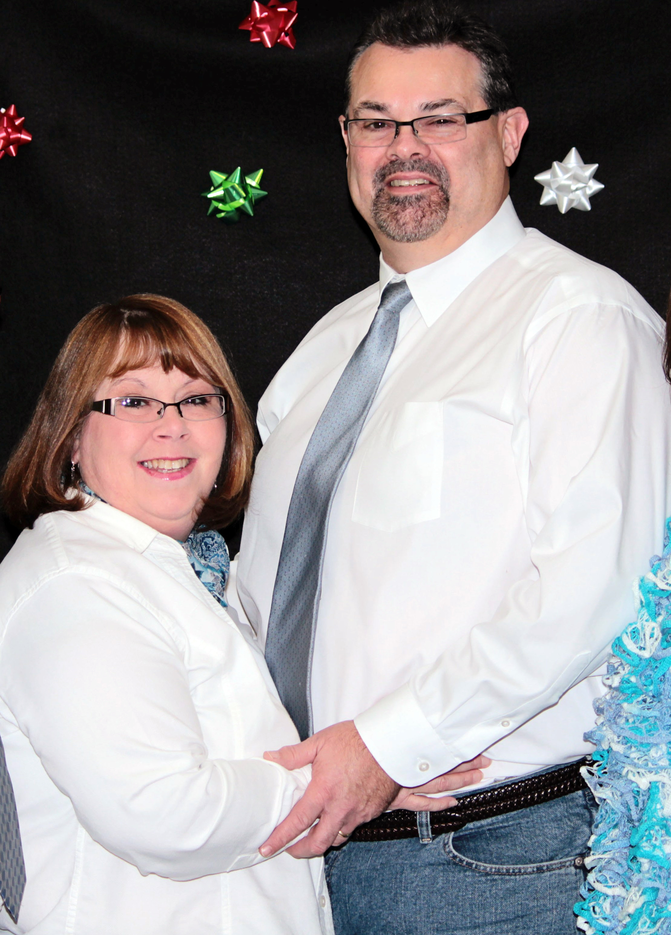 Larry and Christie Schertel