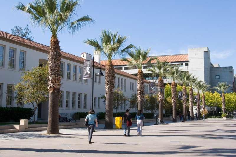 San Jose State University, where the average student takes more than five years to graduate.