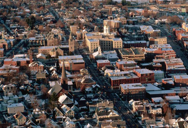 The folks in Concord, New Hampshire, can boast that they are the most financially literate in the nation.