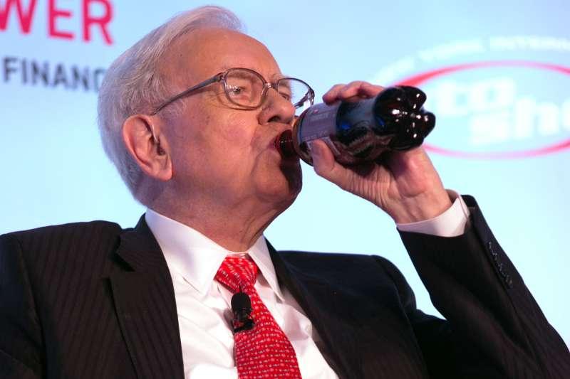 Warren Buffett, CEO of Berkshire Hathaway