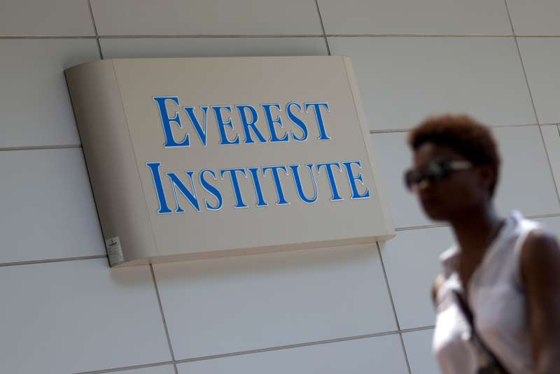 Everest Institute was part of the troubled Corinthian Colleges.
