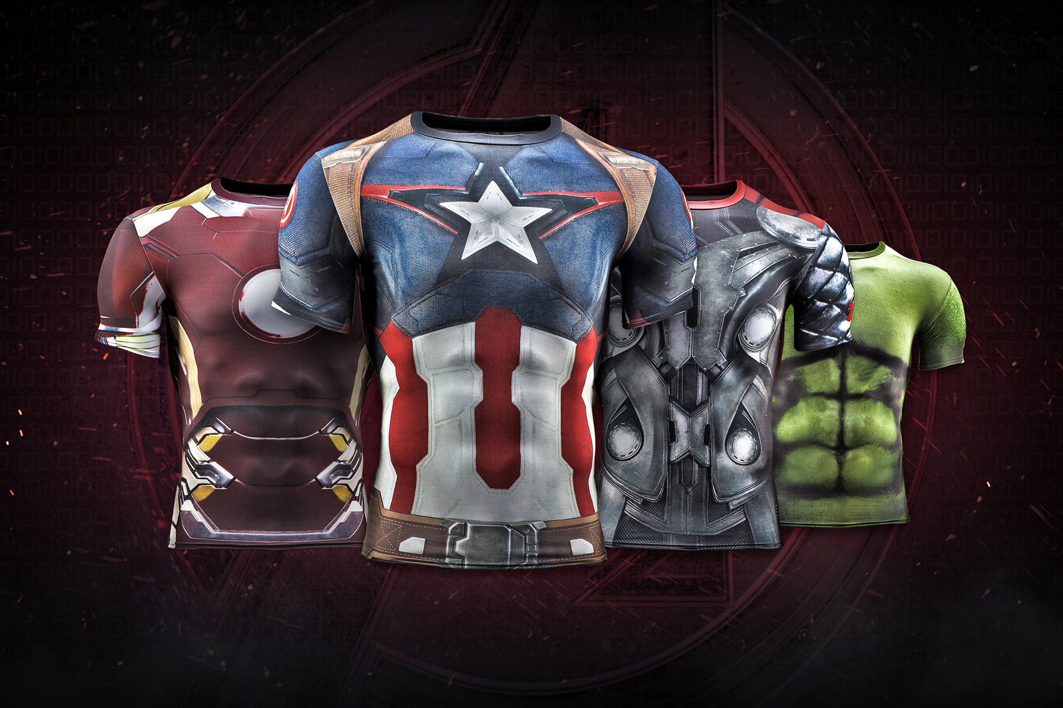 bomba Juntar Injusto  Avengers: Age of Ultron to Feature Under Armour Gear You Can Buy | Money