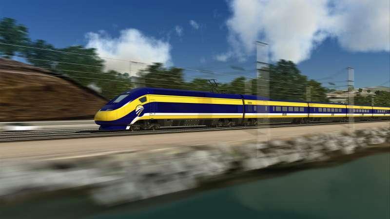 South Bay, California High-Speed Rail