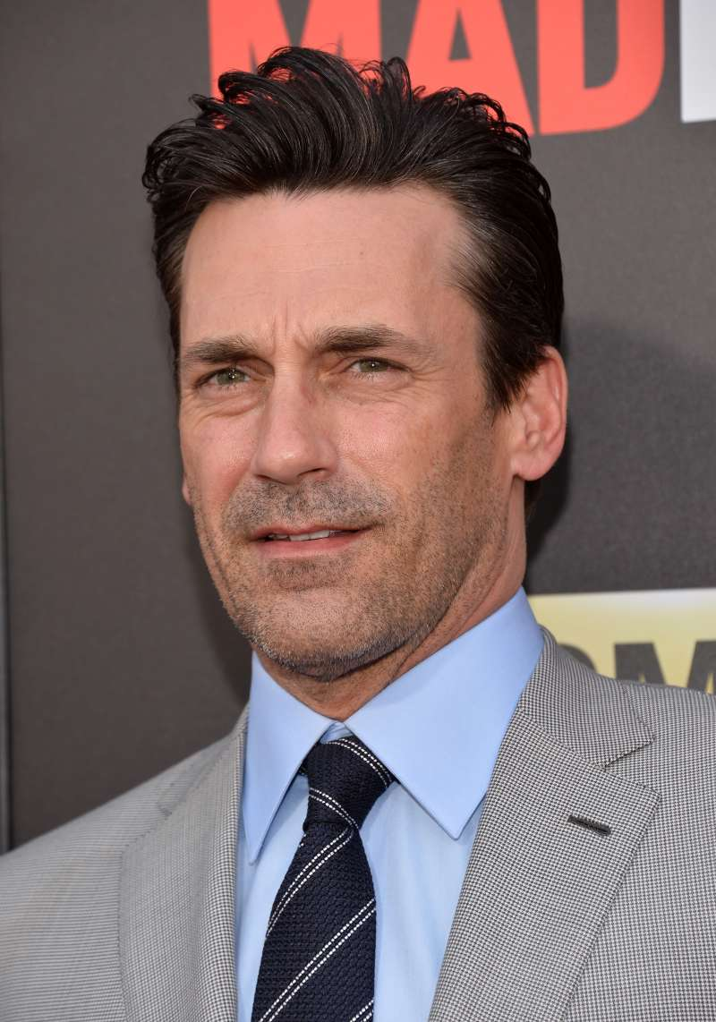 Actor Jon Hamm on May 17, 2015 in Los Angeles, California.