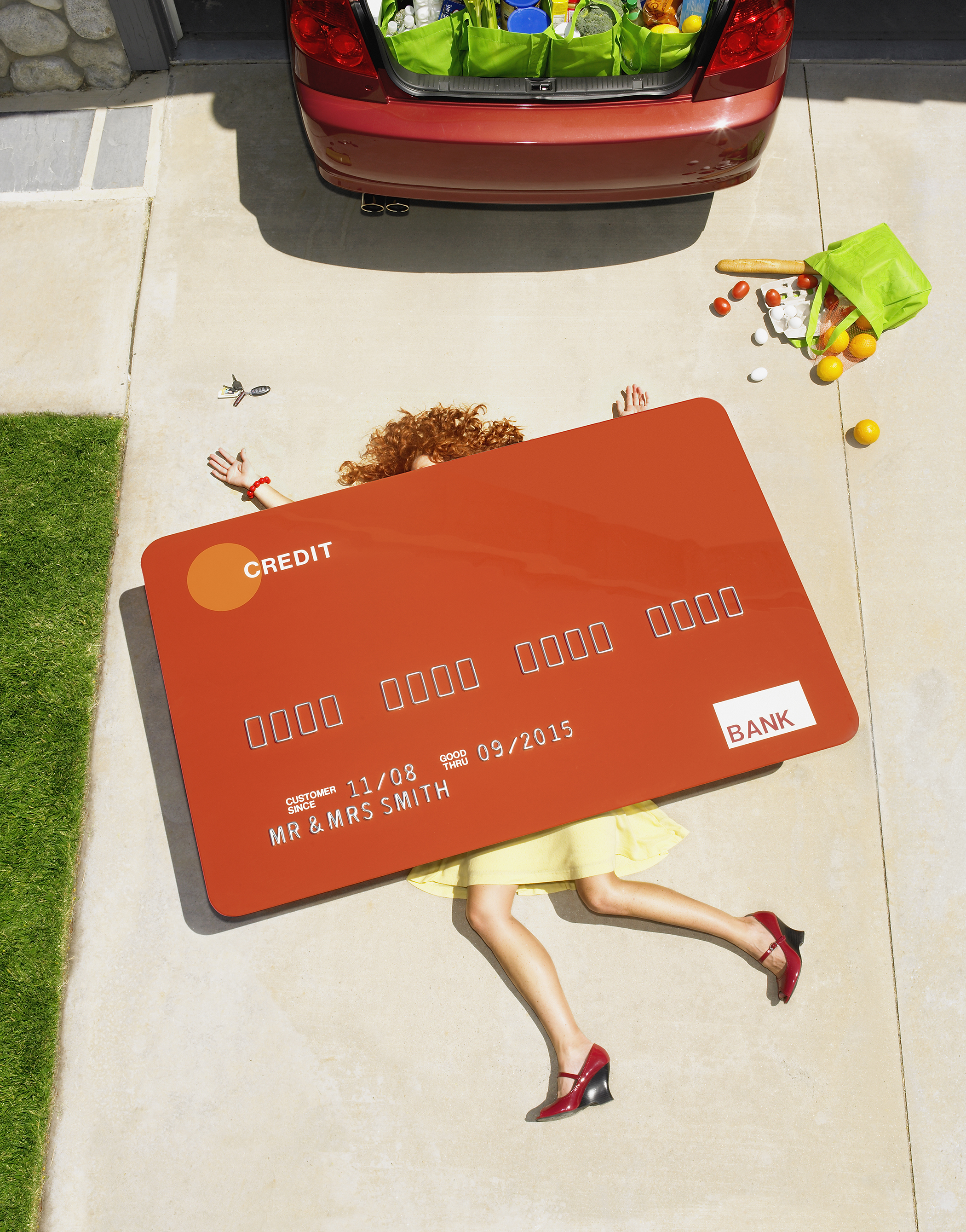 5 Weird Ways Credit Card Debt Can Hurt You