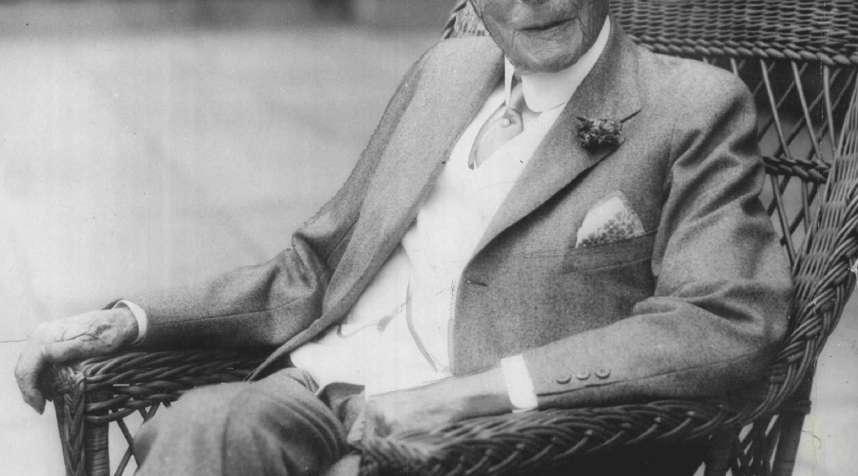 John D. Rockefeller Sr.