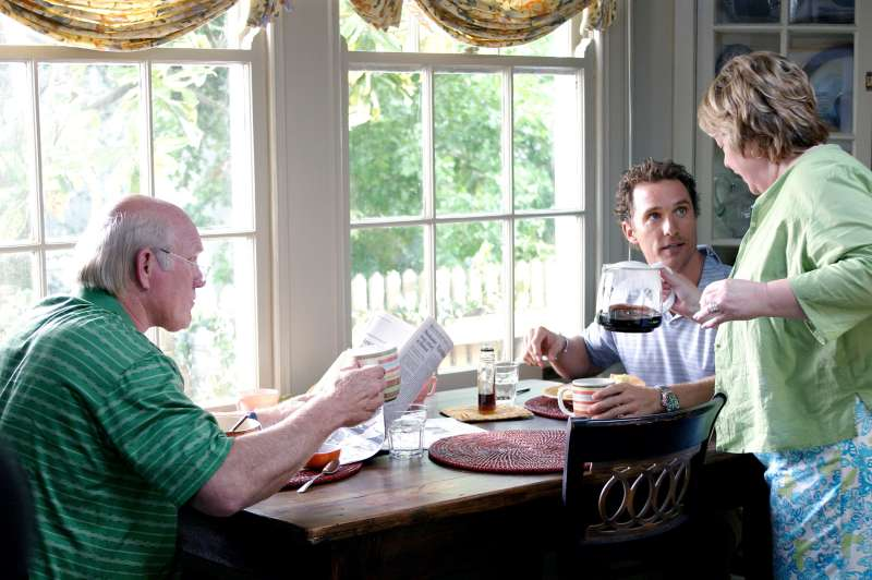 Make sure you don't end up thirtysomething and living at home like Matthew McConaughey in  Failure to Launch.