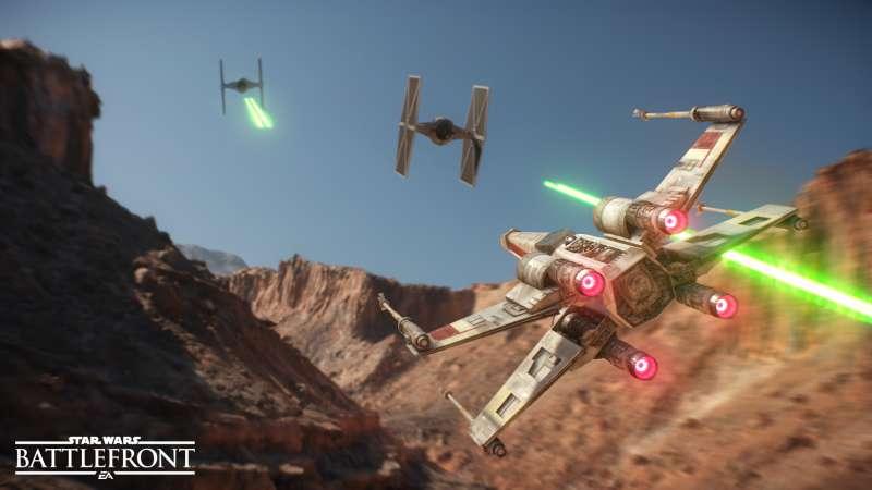 Star Wars: Battlefront ships November 17, 2015.