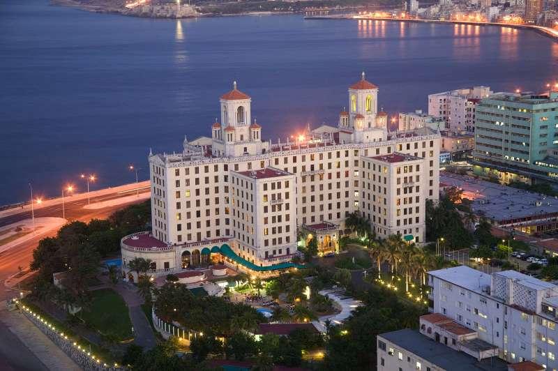 The National Hotel, Havana, Cuba