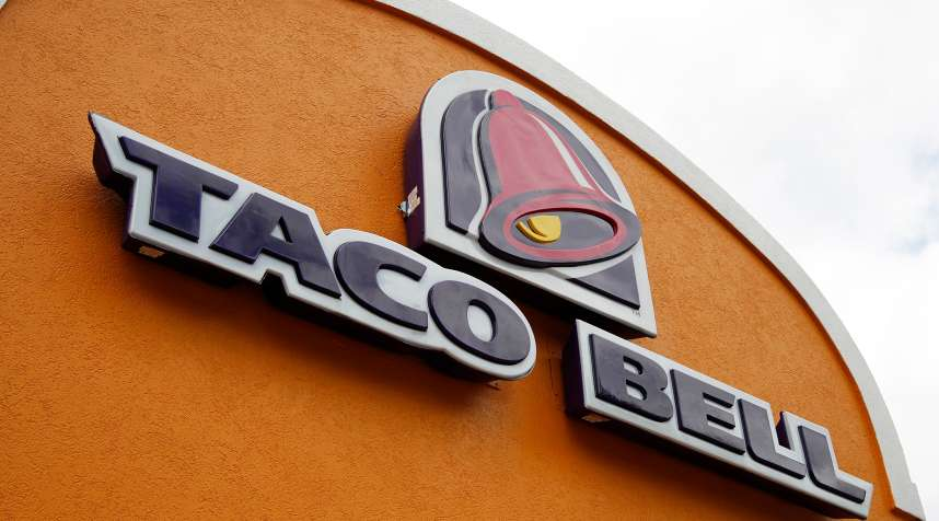 Taco Bell in Mount Lebanon, Pa.