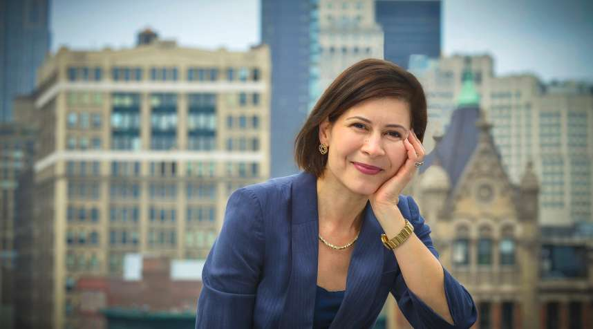 Julia Pimsleur, entrepreneur and author of  Million Dollar Women.