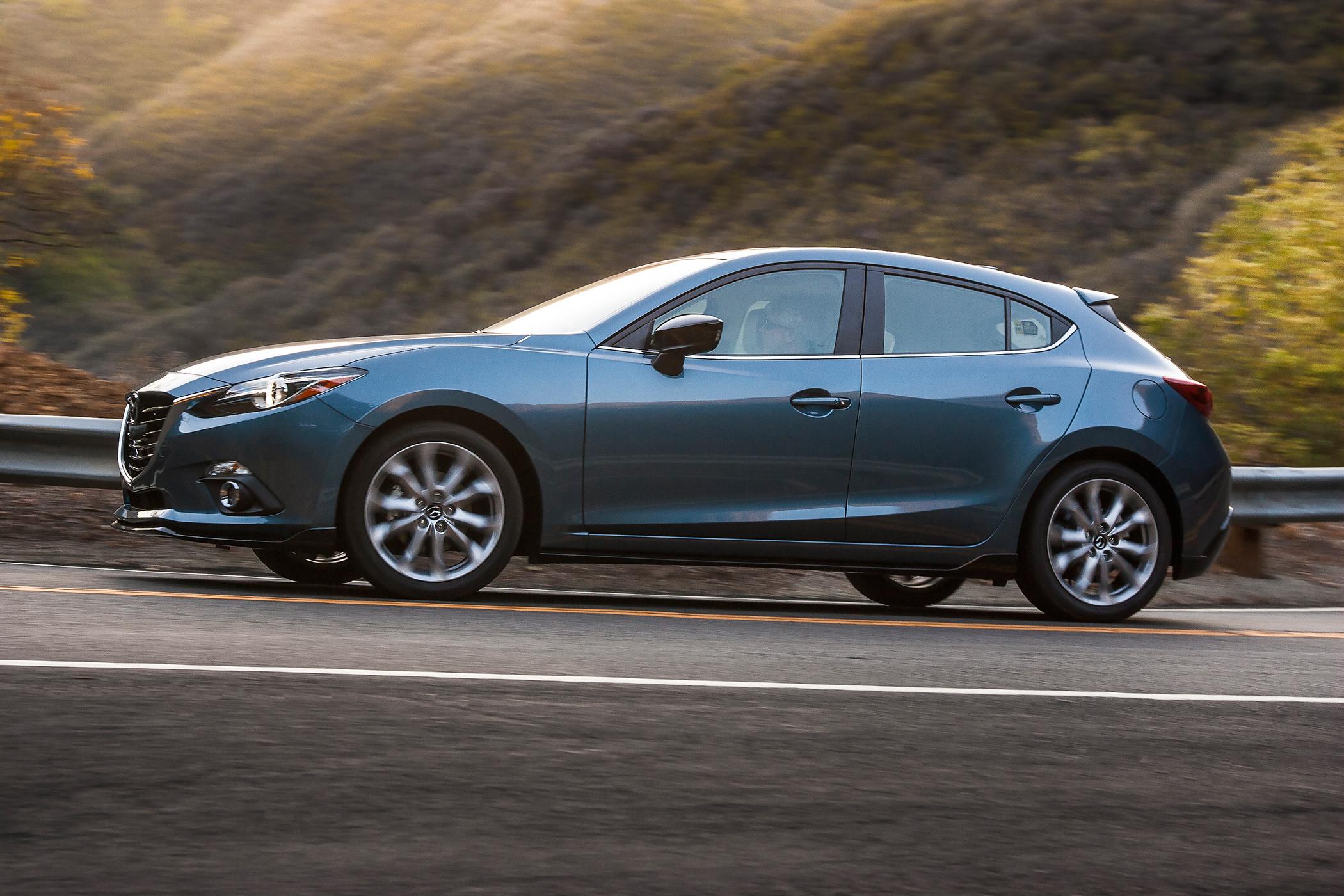 2015 Mazda3 5Ds Touring
