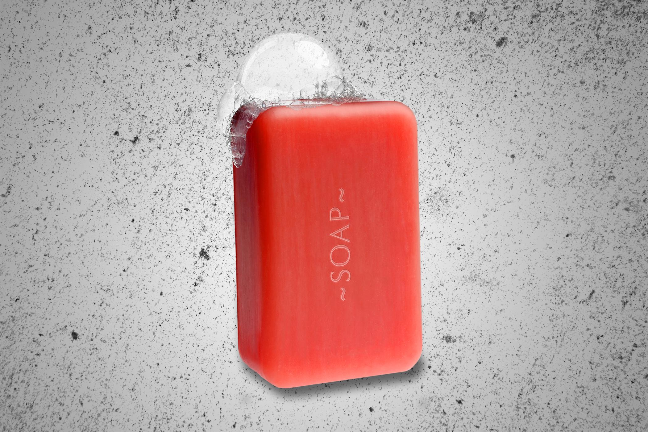 bar of soap