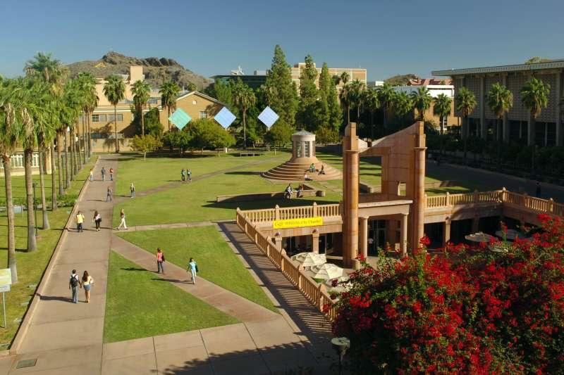 Arizona State University campus