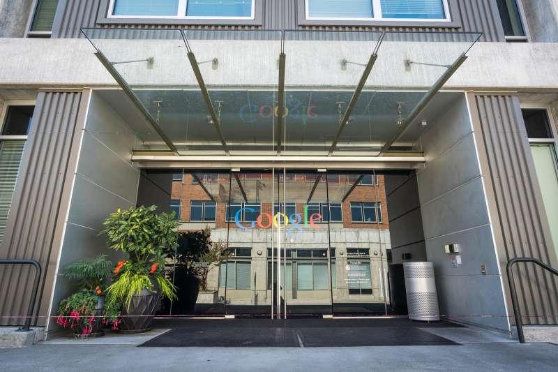 Google headquarters in Seattle