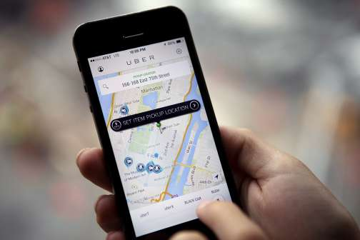 Uber's Surge Pricing Doesn't Work the Way It's Supposed To, Says Report