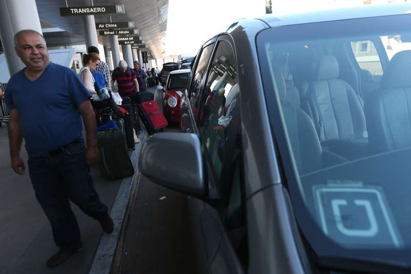 Uber and Lyft cars are restricted to drop off only at LAX. Despite promises by Mayor Eric Garcetti in April that pick ups would be allowed by Summer, drivers are still waiting for the go-ahead.