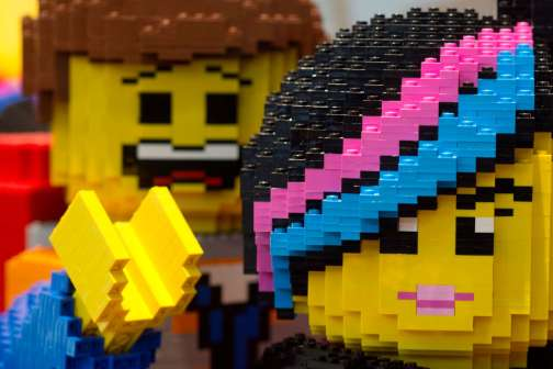 Lego Seeks to Calm This Year's First Holiday Toy-Shortage Panic