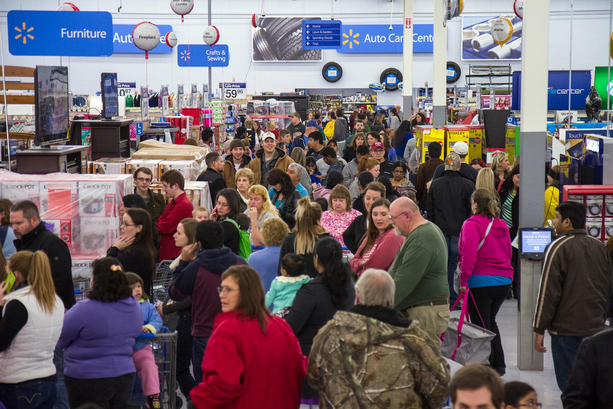 Black Friday 2015 Walmart Sales Deals Start Thanksgiving Money