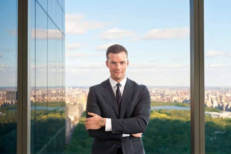 Ryan Serhant of  Million Dollar Listing: New York