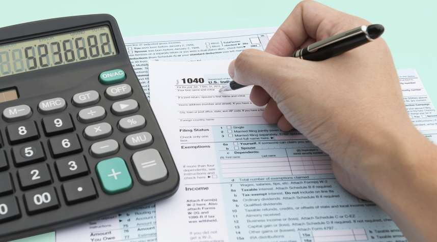 Your 2015 tax return will be doubly important.