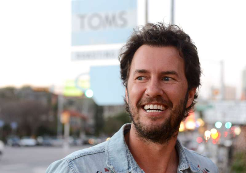 Founder of TOMS Blake Mycoskie attends TOMS' Austin Store Opening on March 11, 2014 in Austin, Texas.