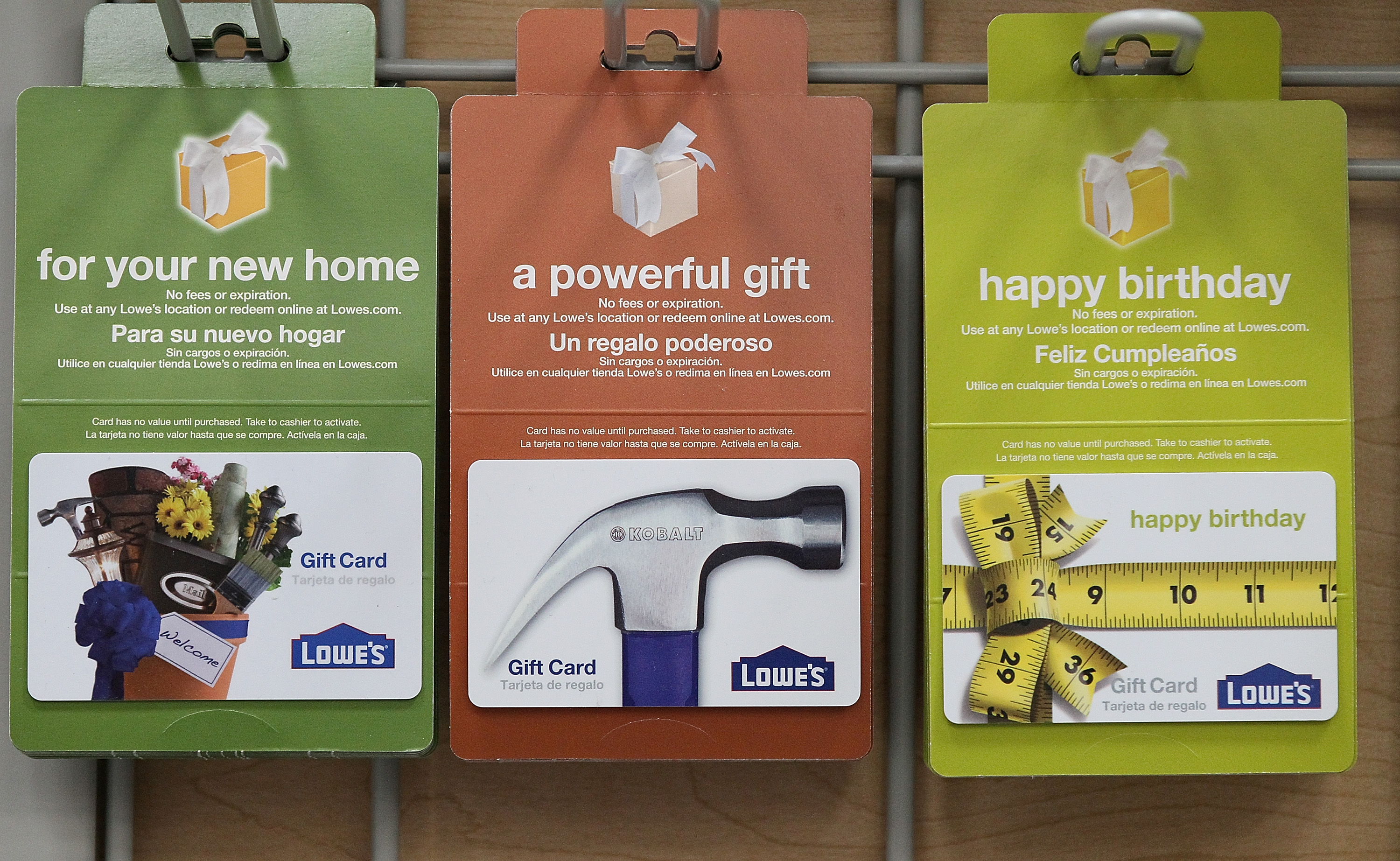 Apps Can Help You Organize and Use Your Gift Cards