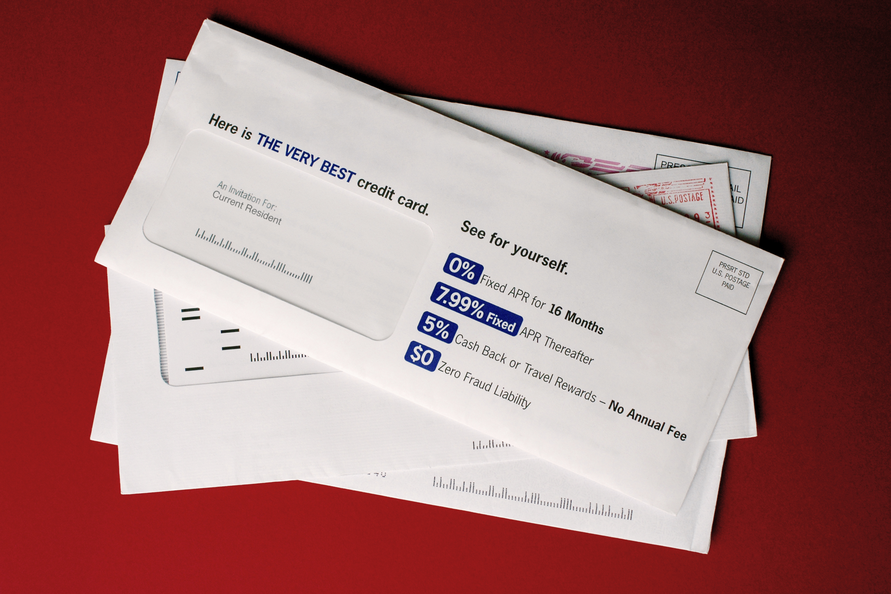 How to Stop Credit Card Solicitations for Good
