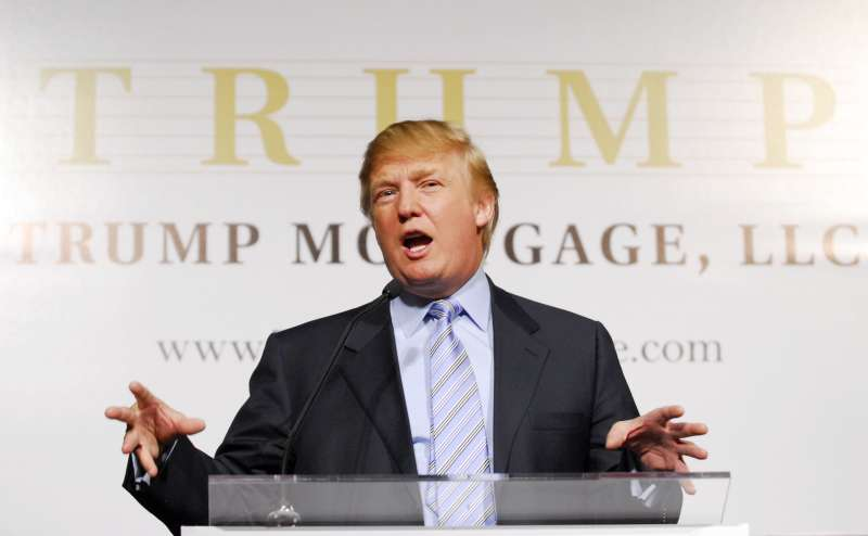 Nearly a decade ago, just before the housing crisis, Donald Trump launched Trump Mortgage LLC.